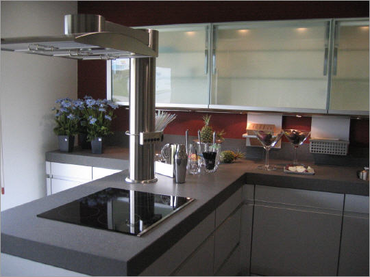 Küchenausstellung von Stimolo Küchen